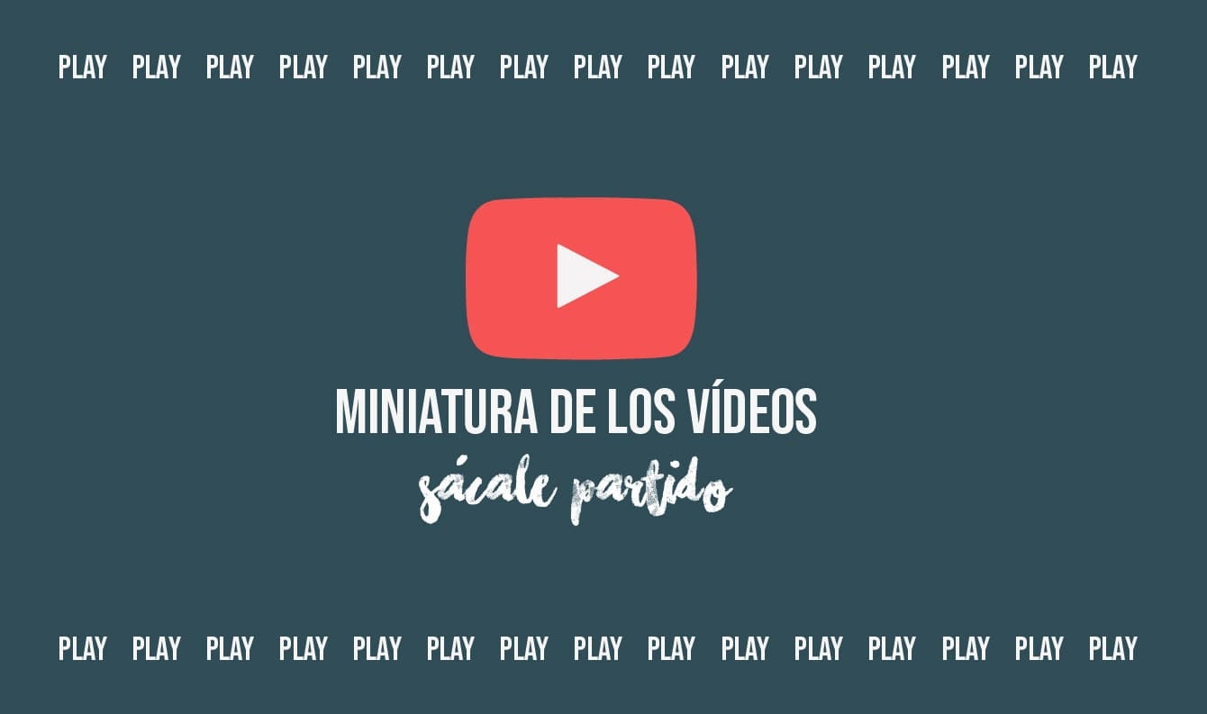 tamaño miniatura Youtube