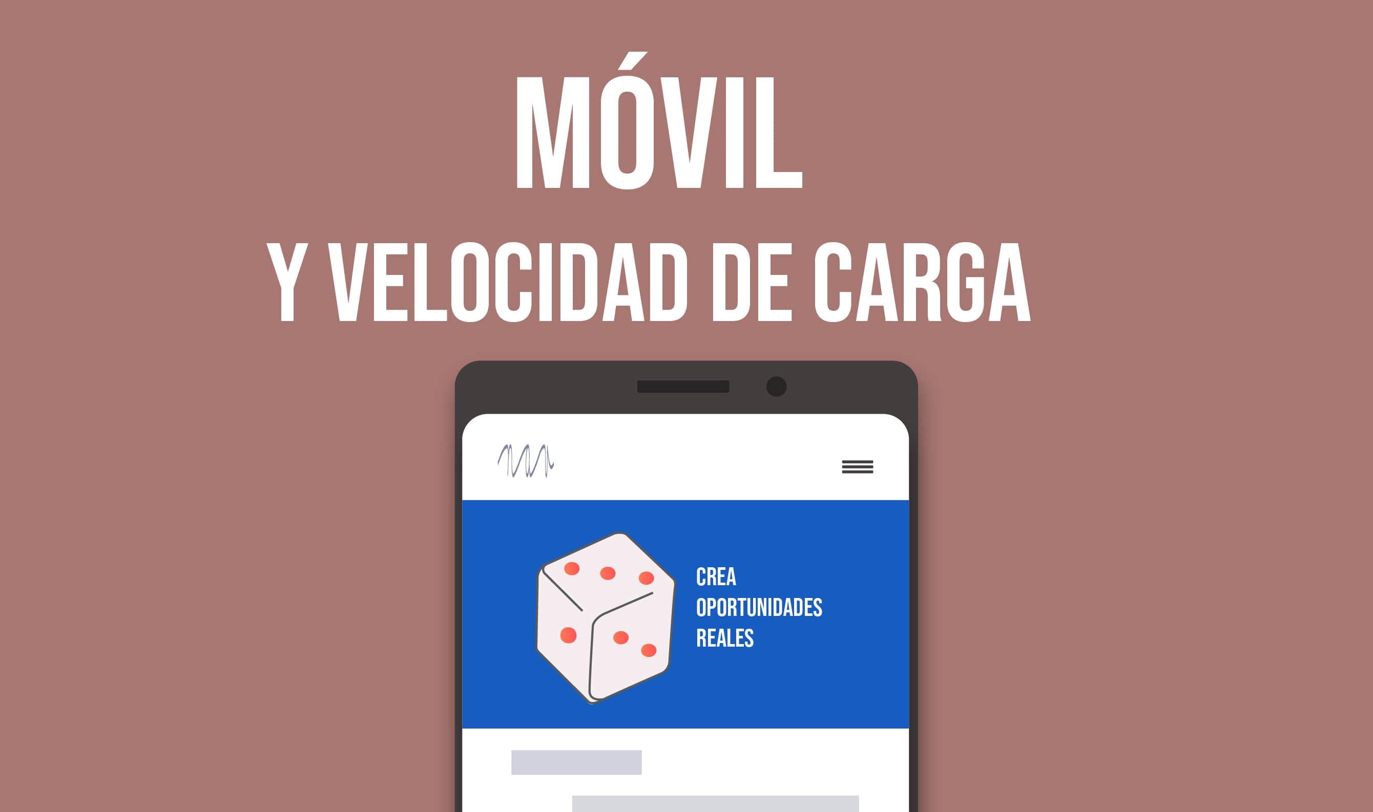Velocidad página en móvil