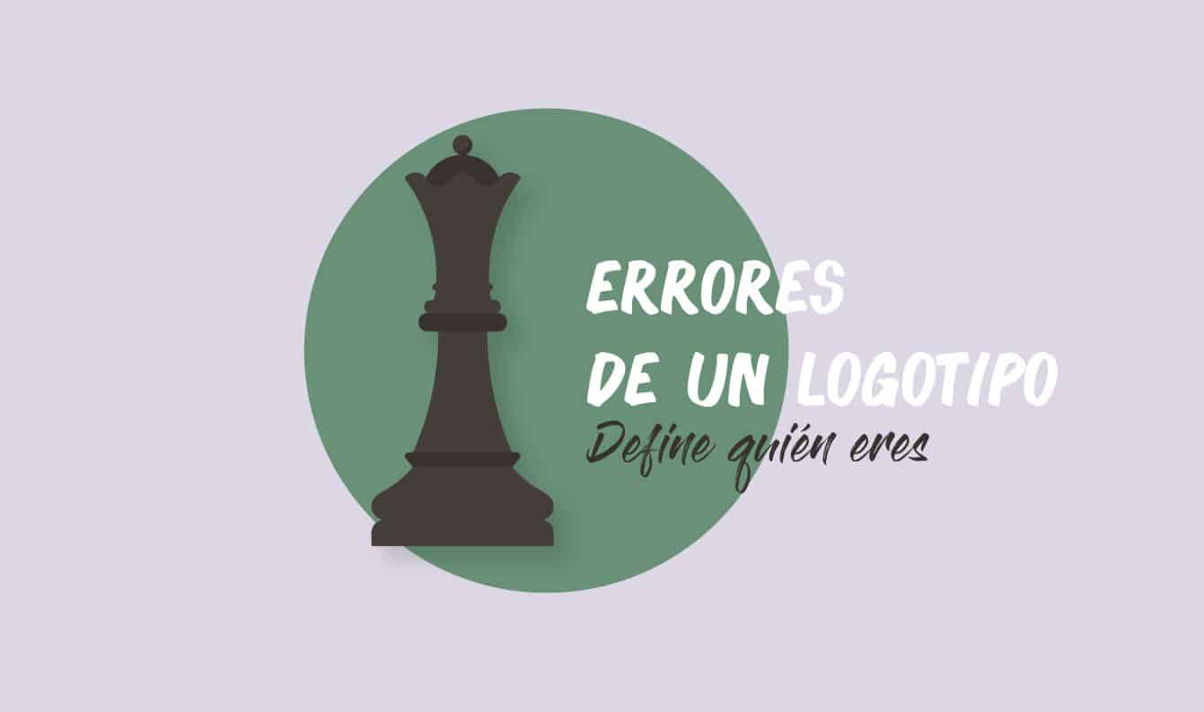 errores logotipo